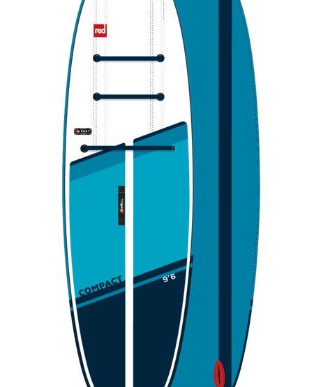 RED Paddle Co - 9'6 Compact MSL iSUP