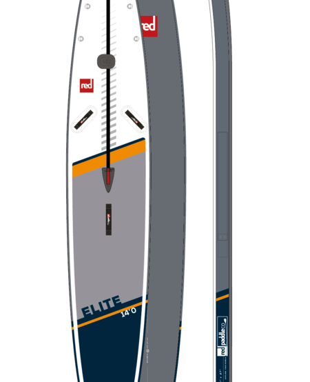 RED Paddle Co - 14'0″ X 27″ Elite Racing iSUP