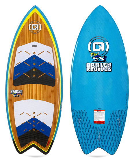 O'Brien Revival Wakesurf Board