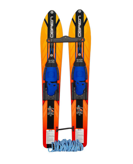 O'Brien All-Star Trainer Waterskis