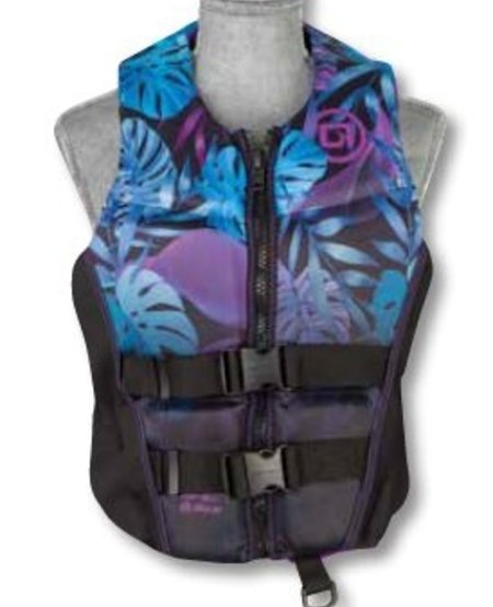 O'Brien HMZ Vest - Ladies Flex V Back NEO