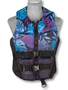 O'Brien O'Brien HMZ Vest - Ladies Flex V Back NEO