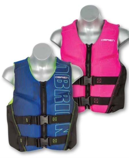 O'Brien HMZ Vest - Youth NEO V Back