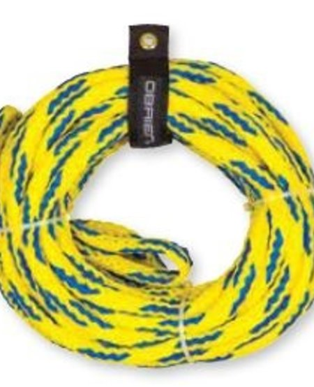 O'Brien 2 Person Floating Tube Rope