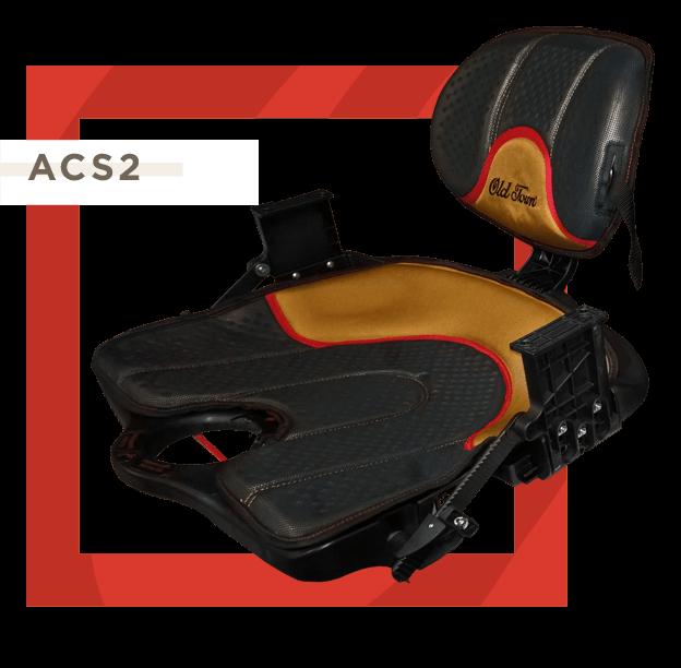 Old Town ACSII Seat Kit - Wide