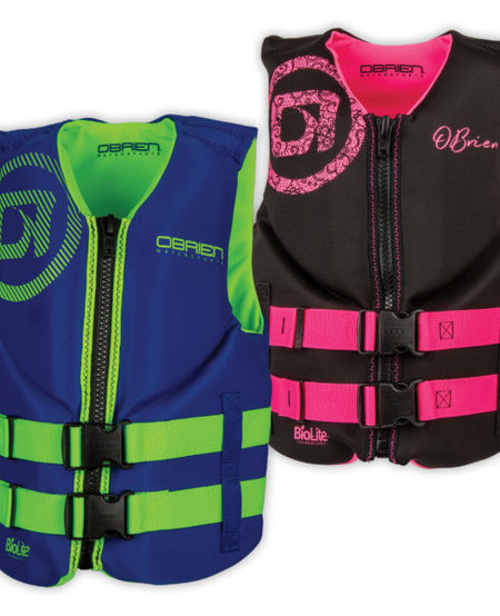 O'Brien HMZ Junior Neo Vest