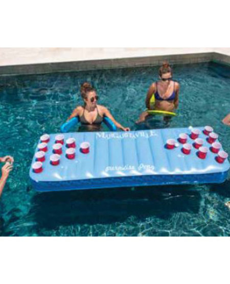 MV Pong & Pool Raft