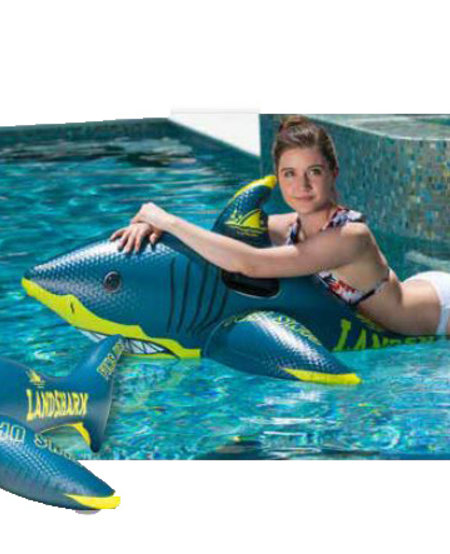 Landshark Inflatable Shark