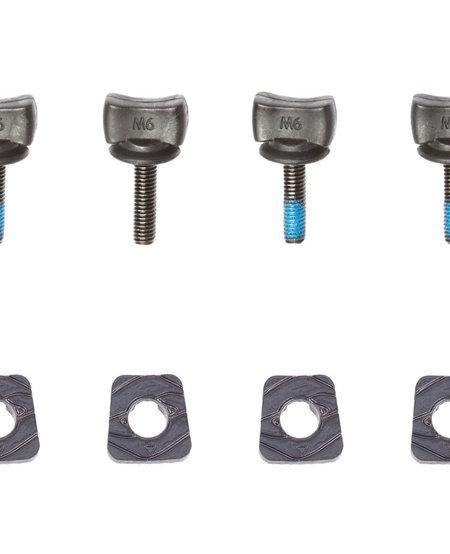 Hyperlite M6 Thumb Screw Hardware Kit