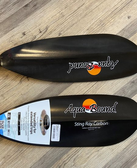 StingRay Carbon 2pc 220cm