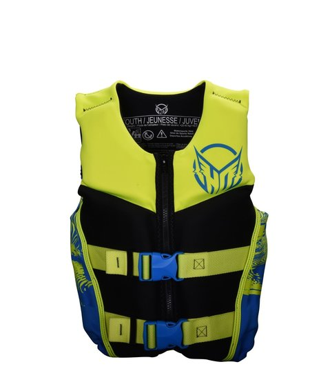 HO Boys Youth Pursuit HRM Vest
