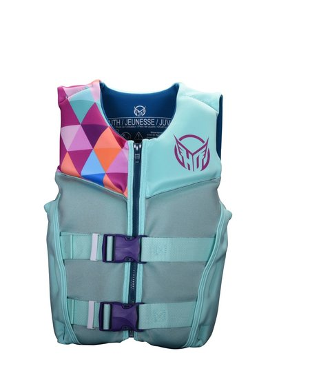 HO Girls Pursuit HRM Vest