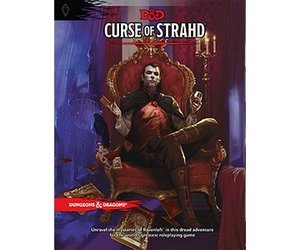 Wizards of the Coast Dungeons & Dragons 5e Curse of Strahd