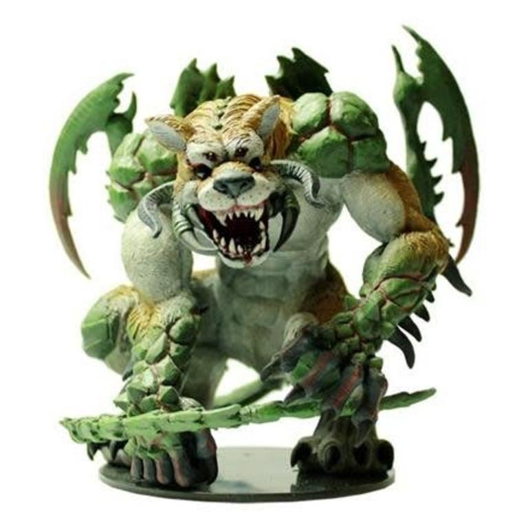 Wizkids/NECA LLC Pathfinder Battles Miniatures The Lost Coast Gargantuan  Shemhazian Demon