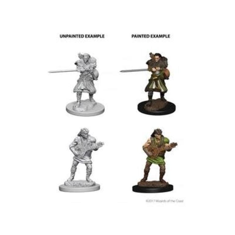 Nolzur S Marvelous Miniatures Human Male Bard Boardgames Ca