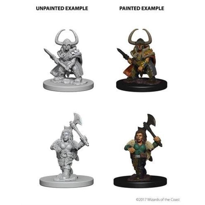 Dwarf Female Wizard D/&D Nolzur/'s Marvellous Unpainted Minis