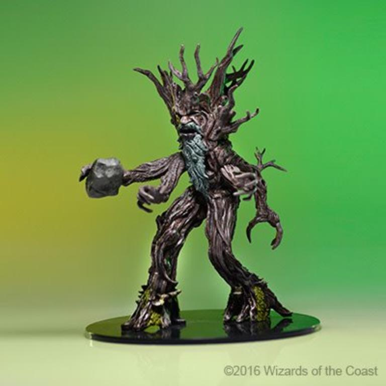 Wizards of the Coast D&D Icons of the Realms Monster Menagerie Treant  Premium Figure