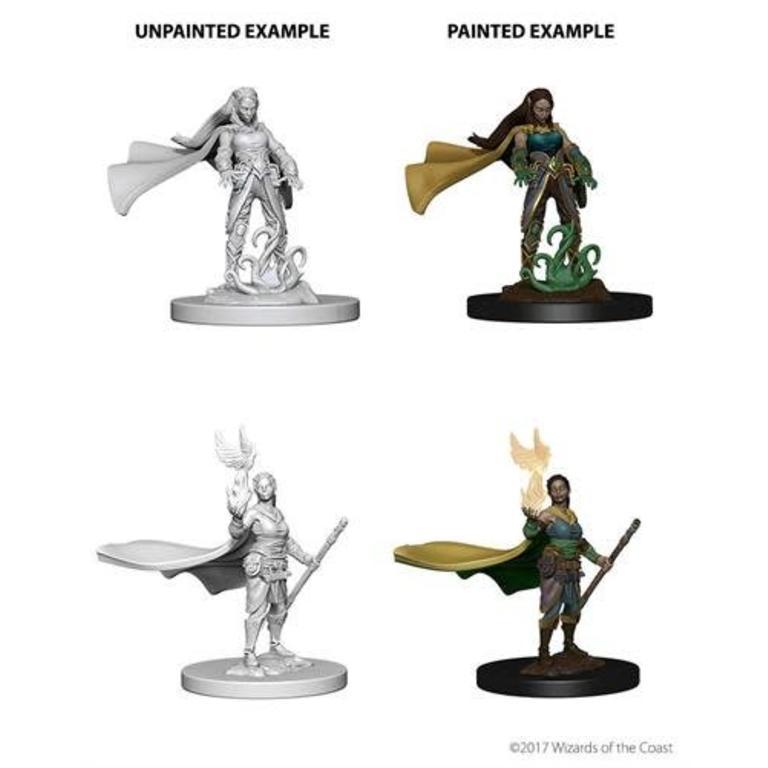 Nolzurs Marvelous Unpainted Minis Elf Male Druid