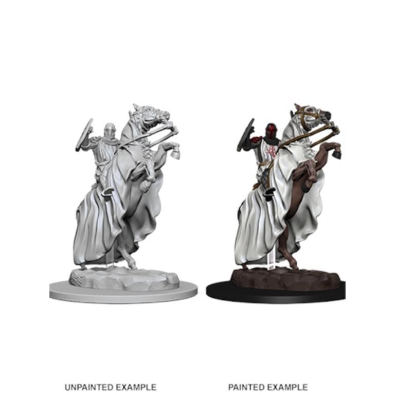 Pathfinder Deep Cuts Miniatures Knight On Horse Boardgames Ca