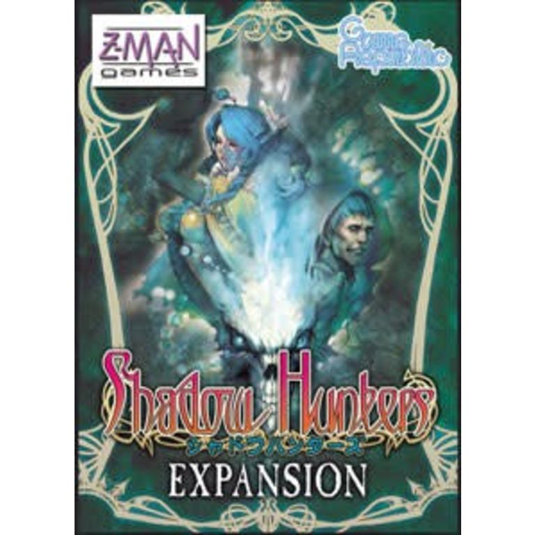 Z-Man Games Shadow Hunters Expansion Cards