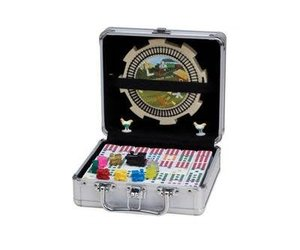 Doublefan Mexican Train Dominoes with Color Numbers,Double 12 Numerical Domino Game 91 Tiles Domino Accessories Jumbo Domino Travel Size Chicken Foot Dominoes Set with Aluminum Case