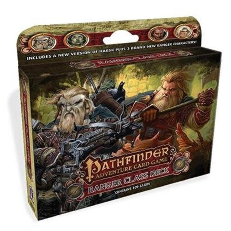 Paizo Publishing Pathfinder Adventure Card Game Class Deck Ranger