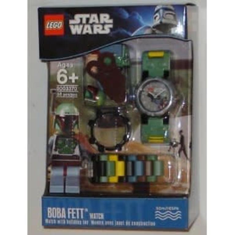 Lego Star Wars Lego Watch Boba Fett Boardgamesca