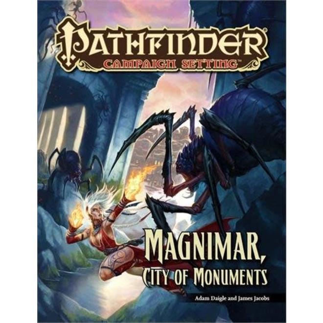Paizo Publishing Pathfinder RPG Campaign Setting Magnimar, City of Monuments