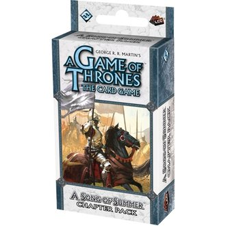 A Game Of Thrones LCG 1st Edition Chapter Pack A Song Of Summer .