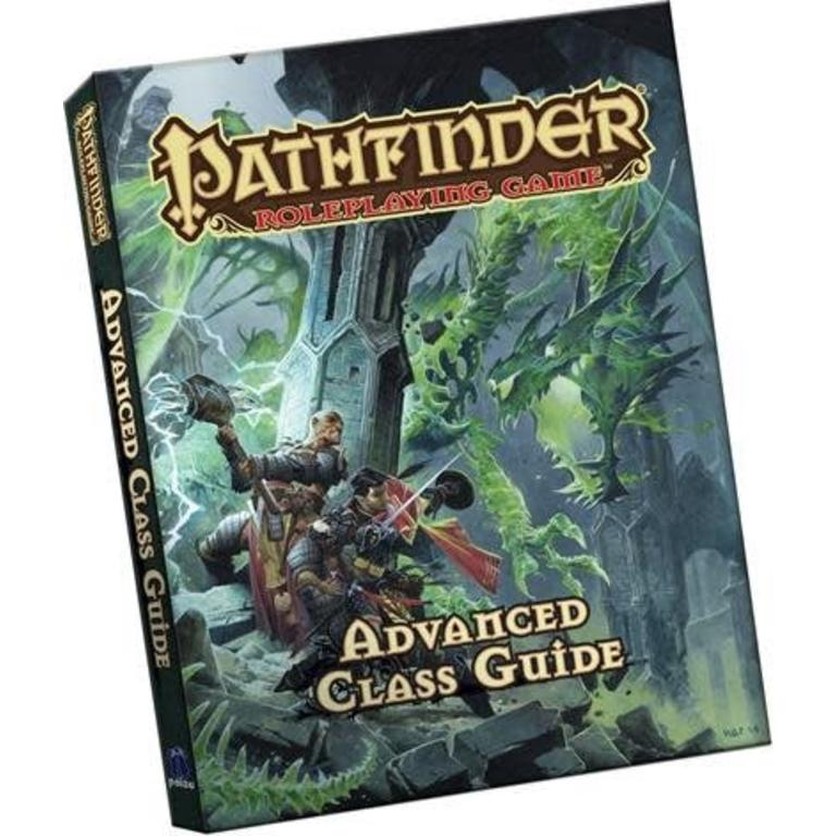 Paizo Publishing Pathfinder RPG Advanced Class Guide Pocket Edition