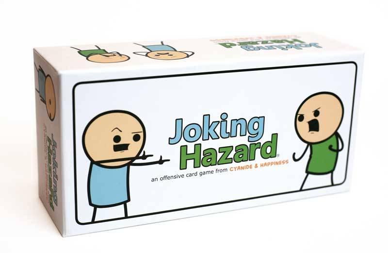 Image result for joking hazard