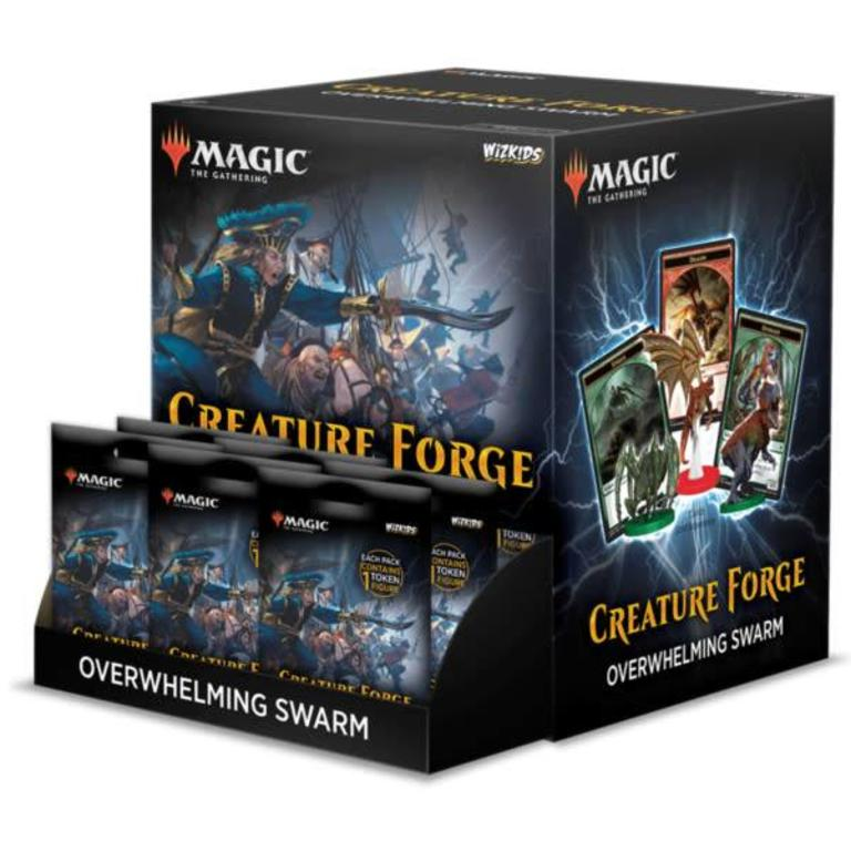 MTG: Creature Forge Tokens - Overwhelming Swarm (Gravity Feed
