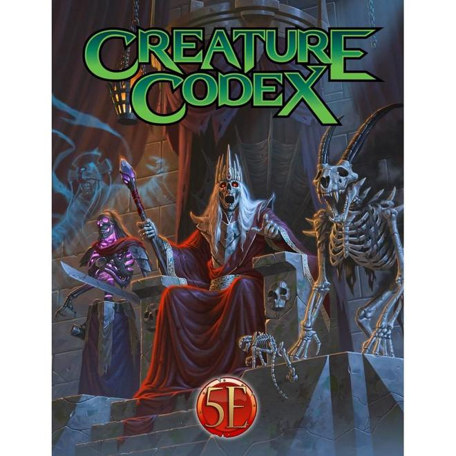 Kobold Press Tome of Beasts 2 - Creature Codex (Compatible with D&D 5E)