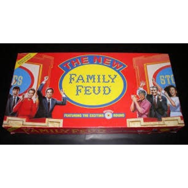 Used Games The New Family Feud 1993 (Used)