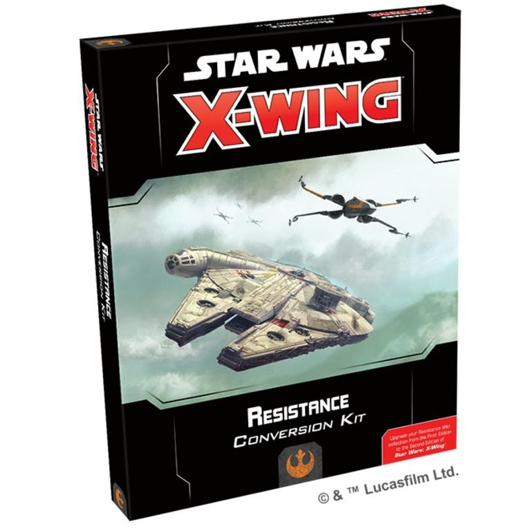 Heroes of the Resist X-Wing Star Wars