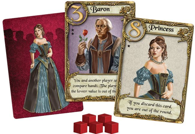 love letter card game boxed edition  boardgamesca