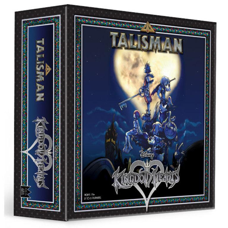 Pre Order Talisman Kingdom Hearts Edition Boardgames Ca
