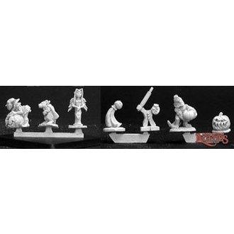 Dark Heaven Legends Miniatures Attercop 02809