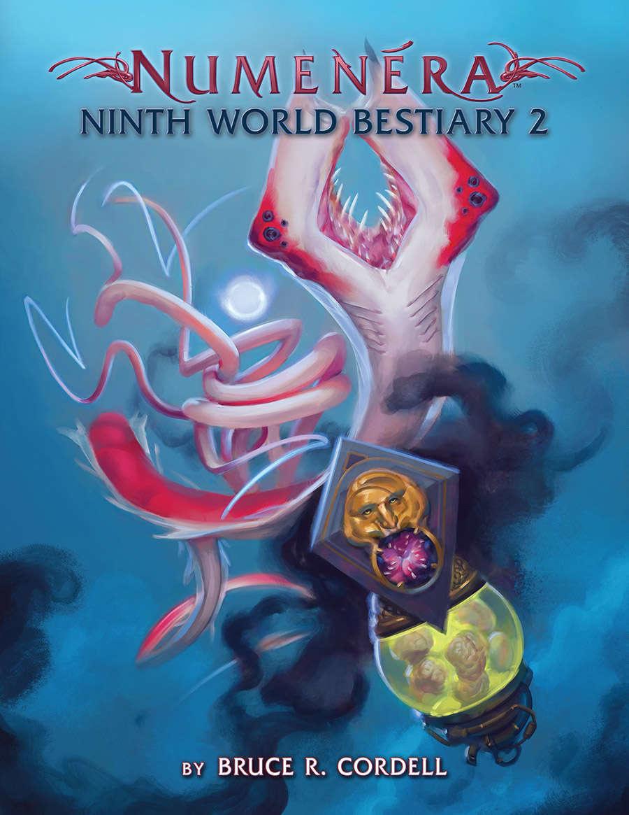 Numenera RPG The Ninth World Bestiary 2