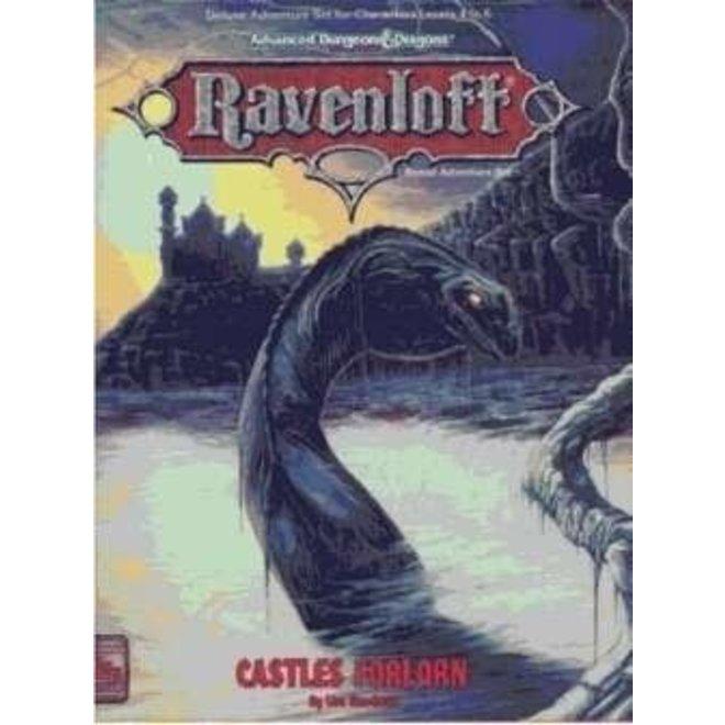 TSR Inc  AD&D Ravenloft Castles Forlorn