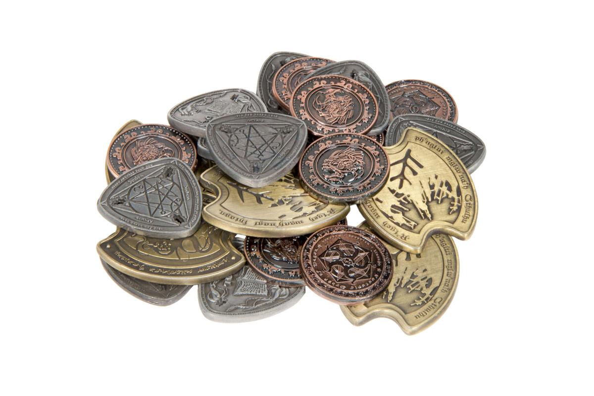Fantasy Metal Coins