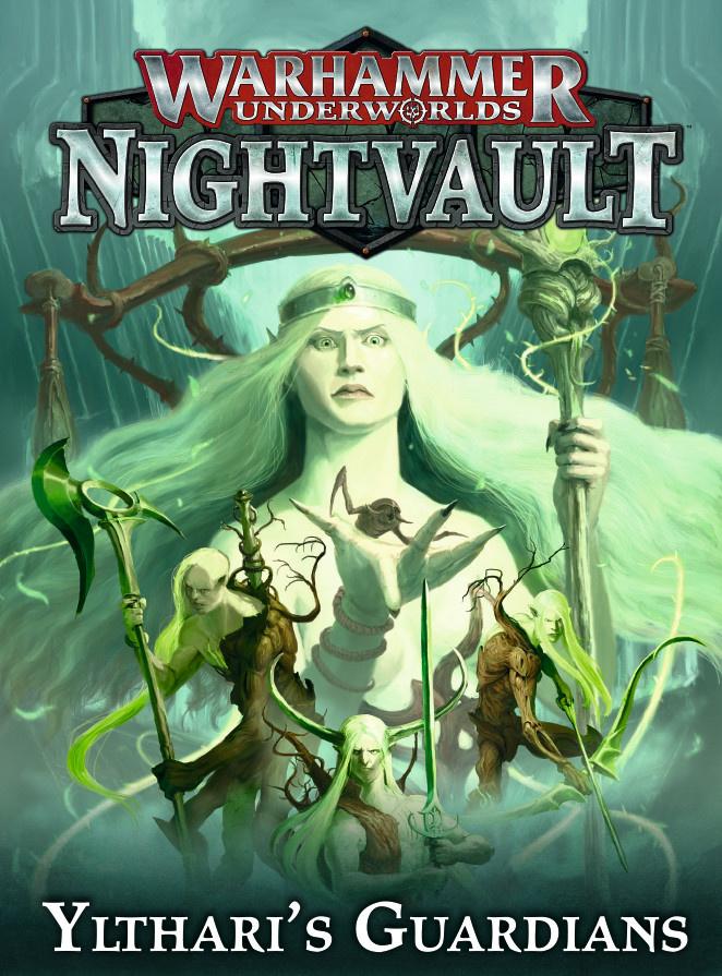 Nightvault Ylthari/'s Guardians Dice Pre Order Warhammer  Underworlds