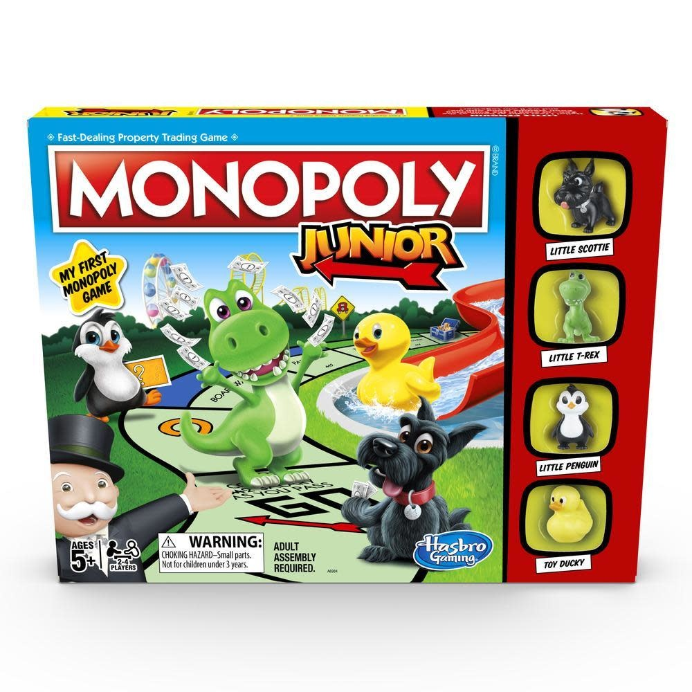 Monopoly Junior Hasbro