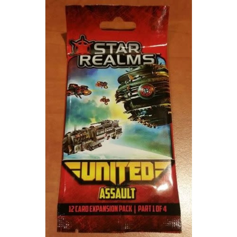 Star Realms: United Expansion - Boardgames ca