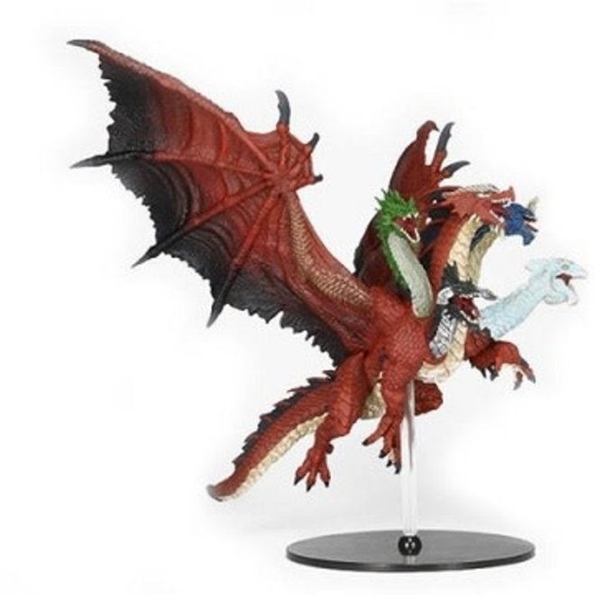 Icons of the Realms White Dracolich Premium Figure WIZKIDS//NECA Rage of Demons WizKids Dungeons and Dragons