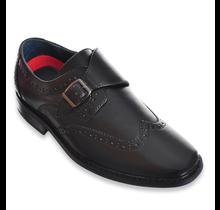 Joseph Allen Little  Dress Shoes Buckle | Black