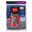 Hanes Men's Tartan Boxers for Men 2 pack (Colors Vary)