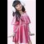 Girl's New Soft Velvet Overlay Dress w/ Shoulder Bow Toddler's 2T-4T TKD-18-3297T