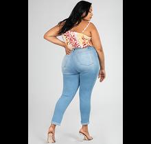 YMI Jeans Plus Midi Ankle Jeans EP938146