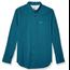 Dockers Dockers Men's Long Sleeve Perfect Shirt Teal/Black 526610473